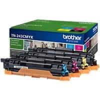 Brother TN-243CMYK Original Tonerkartusche CMYK CMYK 4 Stück