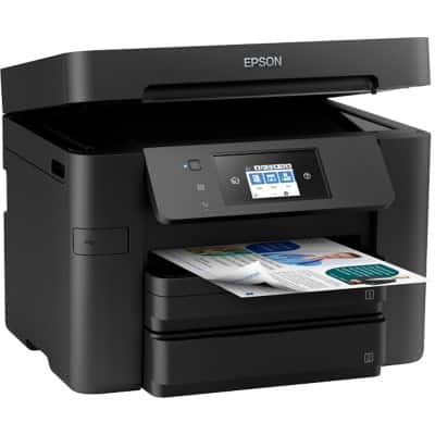 Epson WorkForce Pro WF-4730 DT Farb Tintenstrahl All-in-One Drucker DIN A4