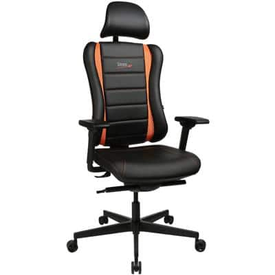 TOPSTAR Gaming Stuhl Sitness® RS Pro Synchronmechanismus Schwarz