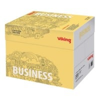 Viking Business Multifunktionspapier DIN A4 80 g/m² Weiß 2500 Blatt