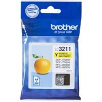Brother Original Tintenpatrone Gelb