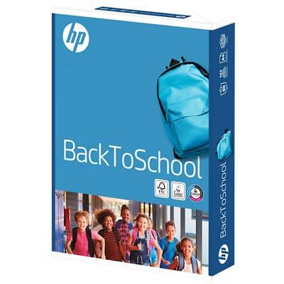 HP Office back to school Kopierpapier DIN A4 80 g/m² Weiß 500 Blatt