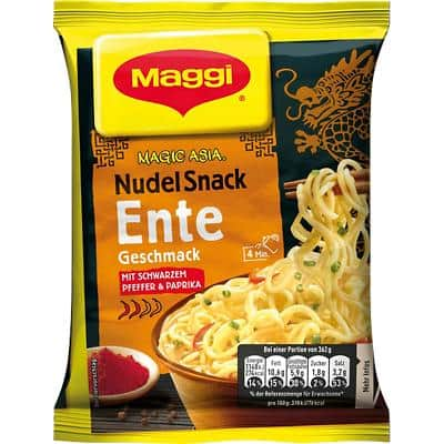 Maggi Nudeln Magic Asia Ente 62 g