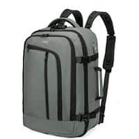 "Falcon Laptop-Rucksack is0215 15.6 "" Polyester Grau 33 x 17 x 51 cm"