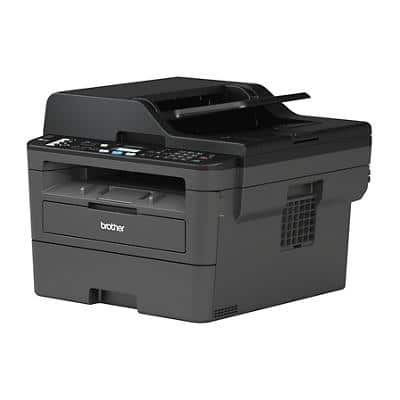 Brother MFC-L2710DN Mono Laser All-in-One Drucker DIN A4 Schwarz, Grau MFCL2710DNG1
