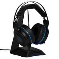 Razer Thresher 7.1 Gaming-Headset Kabellos Kopfbügel Noise Cancelling Schwarz, Blau mit Mikrofon USB