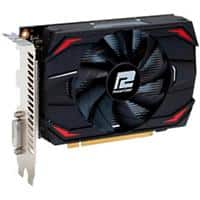 PowerColor Grafikkarte Red Dragon RX 550 4 GB GDDR5