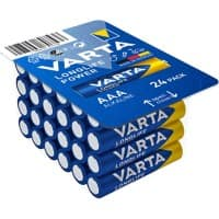 VARTA Batterien LONGLIFE Power AAA 24 Stück