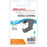 Office Depot Kompatibel Brother LC3219XLC Cyan