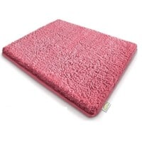 Sky Badematte Sky Polyester, Mikrofaser Pink 500 x 600 mm