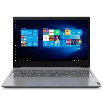 "LENOVO V V15 Laptop 39,6 cm (15,6"") Intel Core i3-1005G1 256 GB HDD Windows10 Pro Intel UHD Graphics Mineralgrau"