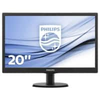 "PHILIPS 49,4 cm (19,5"") LCD Monitor TFT"