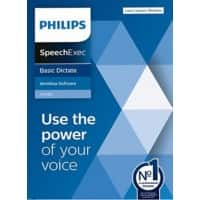 Philips SpeechExec BASIC Diktier-Software 11