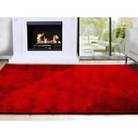 FLOORDIREKT STEP Teppich Prestige Polyester Rot 2900 mm x 2000 mm