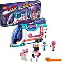 LEGO THE LEGO MOVIE 2 Pop-Up Party Bus 70828 Bauset 9+ Jahre