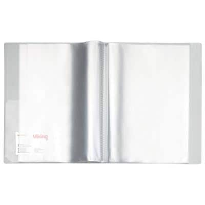 Office Depot Sichtbuch DIN A4 Transparent Polypropylen 24,5 x 1,5 x 31 cm