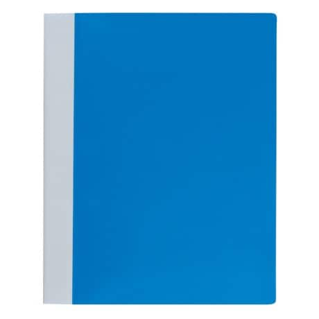 Office Depot Sichtbuch DIN A4 Blau Polypropylen 245 x 310 mm