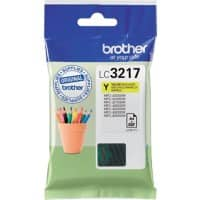Brother LC3217Y Original Tintenpatrone Gelb