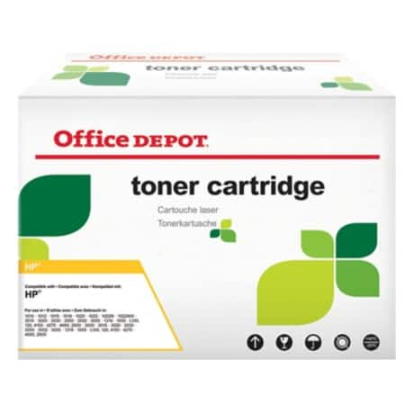 Office Depot C4129X Schwarz