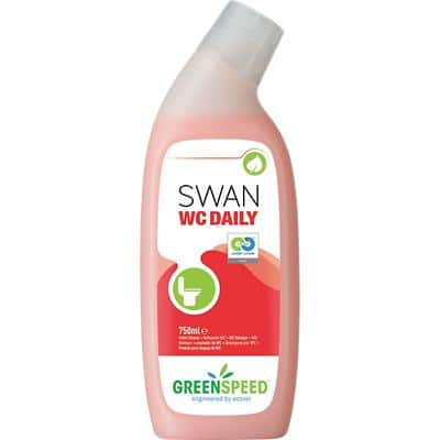 GREENSPEED by ecover Swan WC-Reiniger WC Daily 750 ml