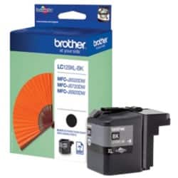 Brother LC129XLBK Original Tintenpatrone Schwarz