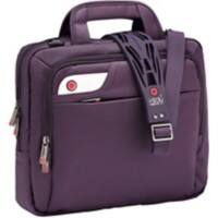 Falcon Laptoptasche is0127 34 x 8 x 27,5 cm Lila