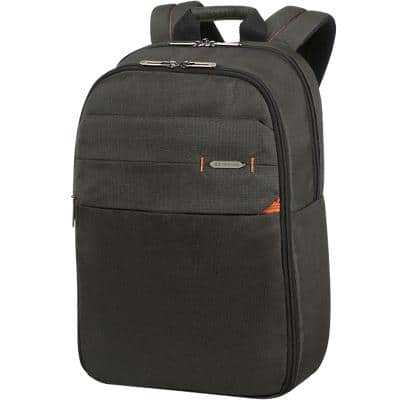 "Samsonite Laptoprucksack Network 3 15.6 "" Polyester Anthrazit 30 x 19 x 43,5 cm"