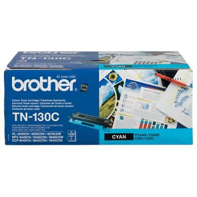 Brother TN-130 Original Tonerkartusche Cyan