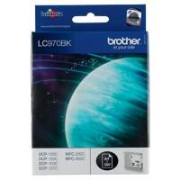 Brother LC970BK Original Tintenpatrone Schwarz