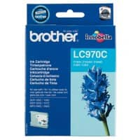Brother LC970C Original Tintenpatrone Cyan