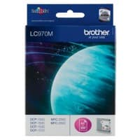 Brother LC970M Original Tintenpatrone Magenta