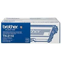 Brother TN-2110 Original Tonerkartusche Schwarz