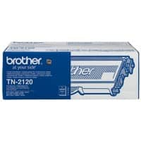 Brother TN-2120 Original Tonerkartusche Schwarz