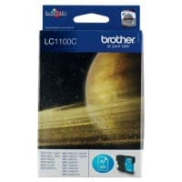 Brother LC1100C Original Tintenpatrone Cyan