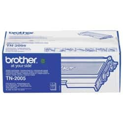 Brother TN-2005 Original Tonerkartusche Schwarz