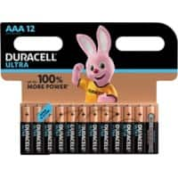 Duracell Batterie Ultra Power AAA 12 Stück