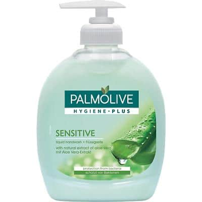 Palmolive Flüssigseife Hygiene Plus Sensitive Aloe Vera 300 ml