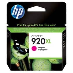 HP 920XL Original Tintenpatrone CD973AE Magenta