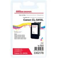 Kompatible Office Depot Canon CL-541 XL Tintenpatrone 3 Farbig
