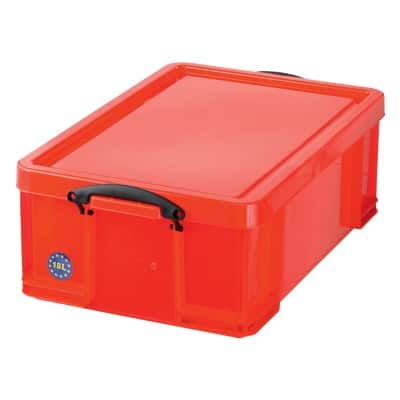 Really Useful Boxes Aufbewahrungsbox 18R Rot 48 x 39 x 20 cm