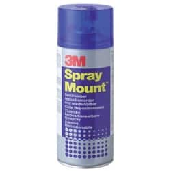 3M Sprühkleber Spray Mount™ Transparent