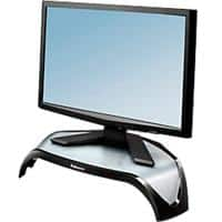 Fellowes Monitorständer Smart Suites Schwarz, Transparent