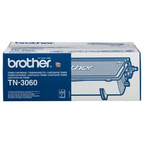 Brother TN-3060 Original Tonerkartusche Schwarz
