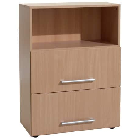 Geramoebel Hängeregistratureinsatz Speed Office Buche 80 x 38 x 34,5 cm