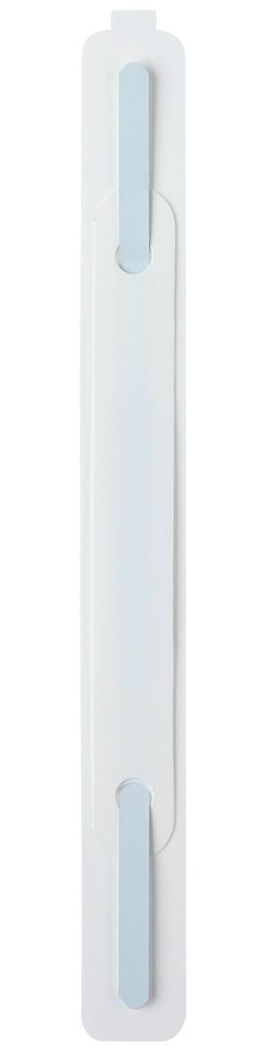 Heftstreifen selbstklebend  M&M Kunststoff-Heftstreifen selbstklebend Weiss 100 Stück | Viking ...