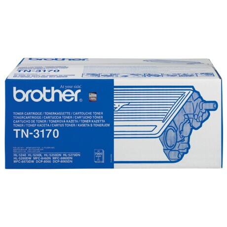 Brother TN-3170 Original Tonerkartusche Schwarz