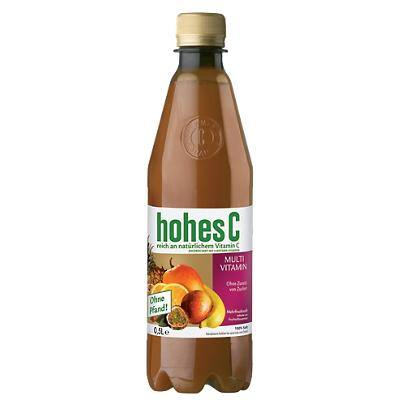 hohes C Fruchtsaft Multivitamin 500 ml
