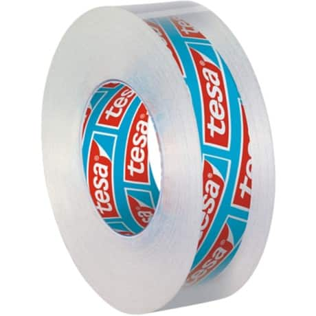 tesafilm Klebefilm Crystal Clear 15 mm x 33 m Transparent