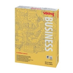 Viking Business Multifunktionspapier DIN A3 80 g/m² Weiß 500 Blatt