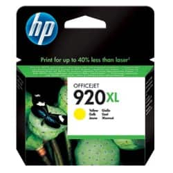 HP 920XL Original Tintenpatrone CD974AE Gelb